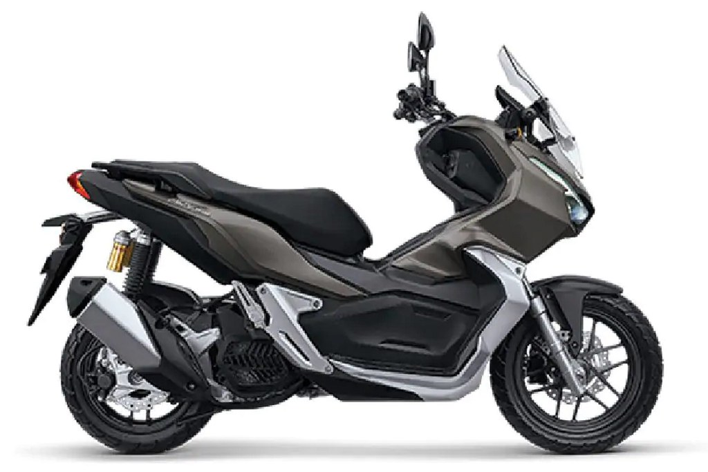 Honda ADV 150 Matte Meteorite Brown Metallic