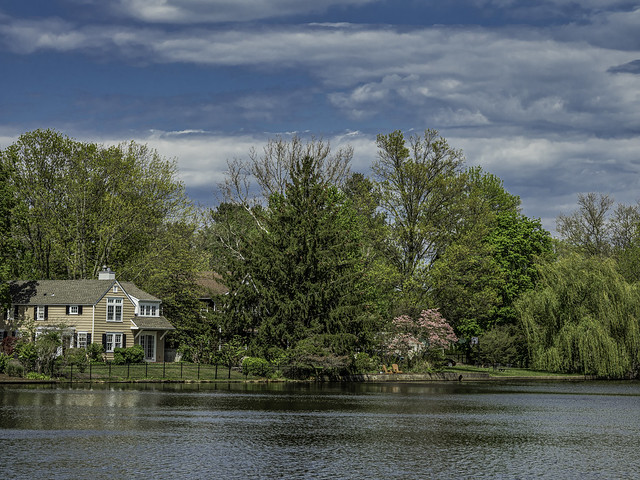 Cranbury Lake House