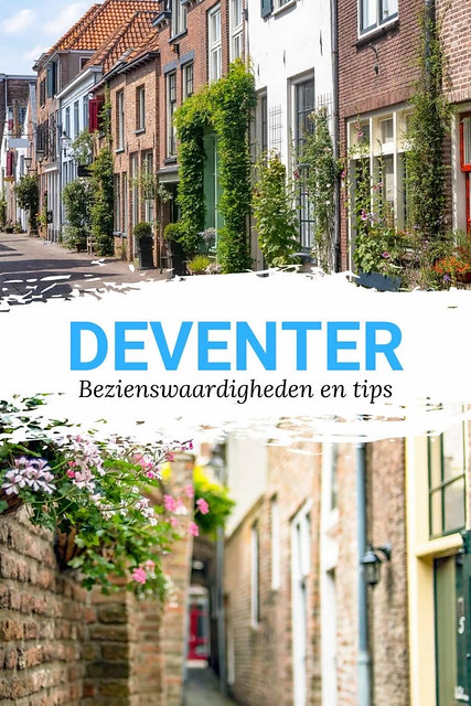 Weekendje Deventer, bezienswaardigheden Deventer: tips | Mooistestedentrips.nl