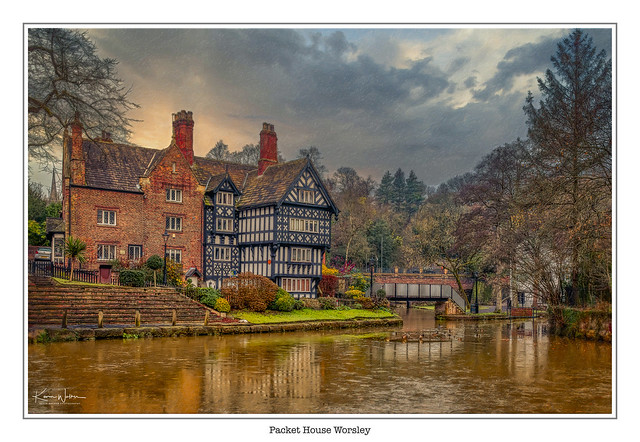 Worsley Village