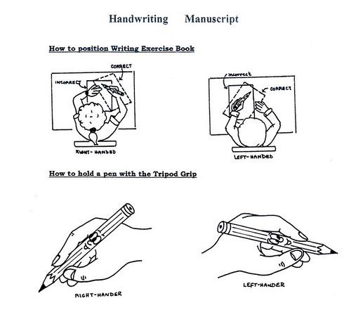 Handwriting-Manuscript