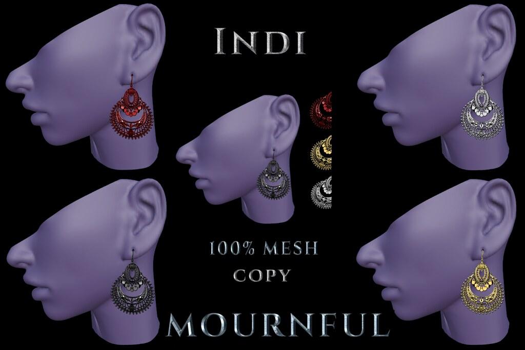 INDI earrings