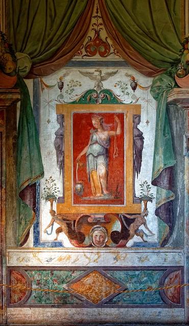 Villa d'Este - Tivoli / Painting 2/6
