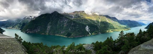 Storfjorden - Tyssedal (Norway)