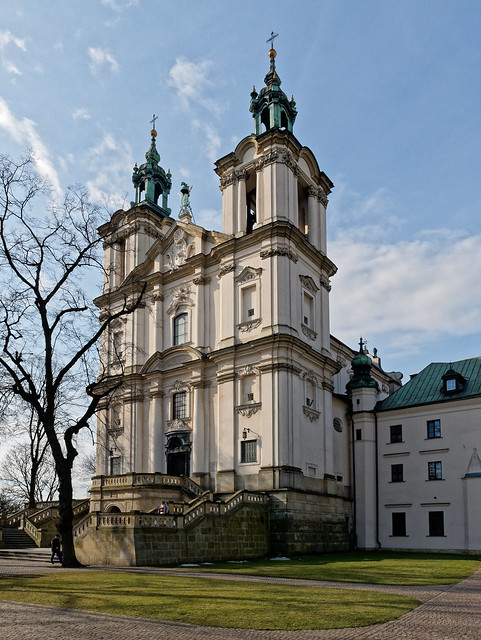 Krakow ( Basilica of St Michael the Archangel) (Panasonic LX100) (DxO Edited)