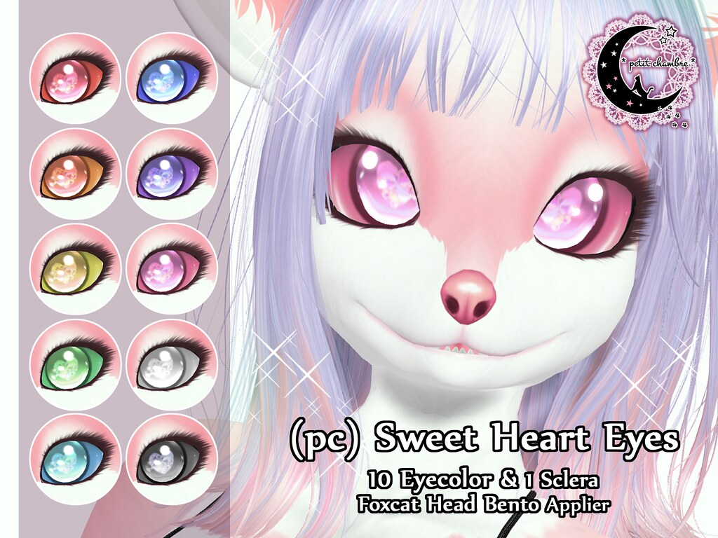 (pc) Sweet Heart Eyes [Foxcat] @ Mainstore