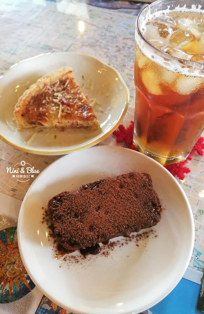 潭子咖啡 上林旅行咖啡館 菜單19