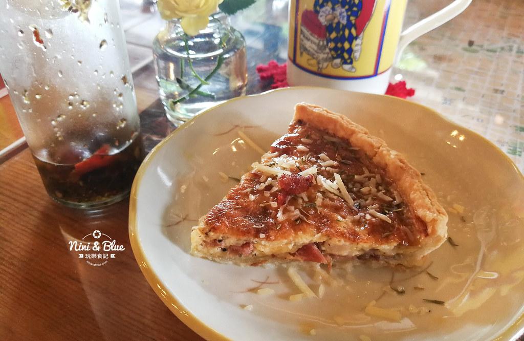 潭子咖啡 上林旅行咖啡館 菜單17