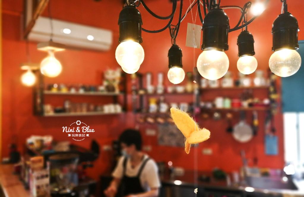 潭子咖啡 上林旅行咖啡館 菜單15