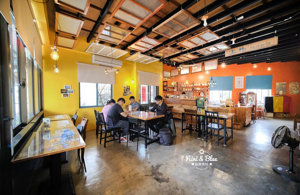 潭子咖啡 上林旅行咖啡館 菜單06