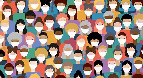 El mejor homenaje al personal sanitario sería la mascarilla obligatoria