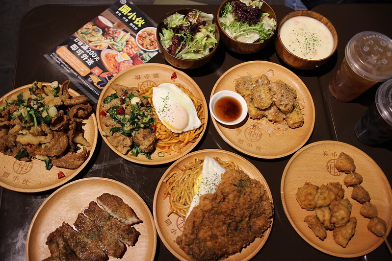 台北大同區宵夜、炸雞、鐵板麵,超好吃炸物「開小伙」每一口都是美味! @秤瓶樂遊遊
