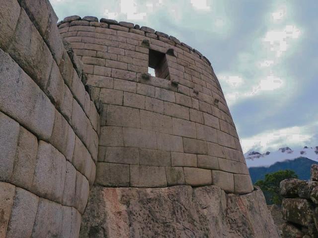 Ruinas de Machu Picchu en Perú