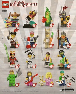 LEGO Collectable Minifigures Series 20 (71027) | by Pasq67