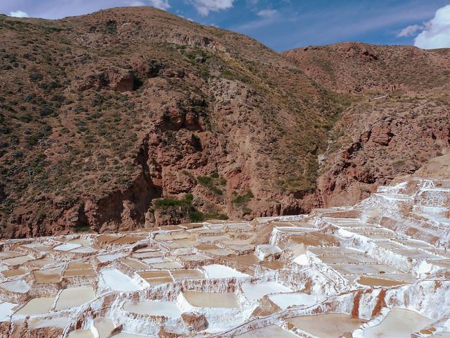 Salinera de Maras (Cuzco, Perú)
