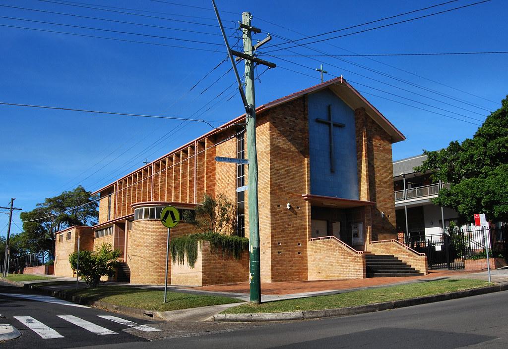 St Cecilia Catholic Church, Balgowlah, Sydney, NSW.