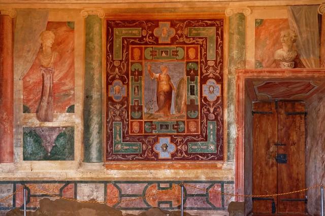 Villa d'Este - Tivoli / Painting 3/6