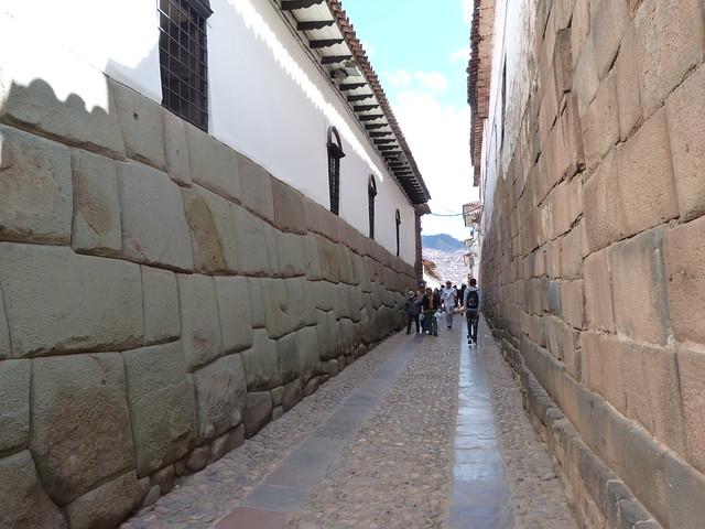 Calle Loreto de Cuzco (Perú)