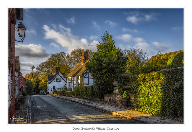 Great Budworth, Cheshire