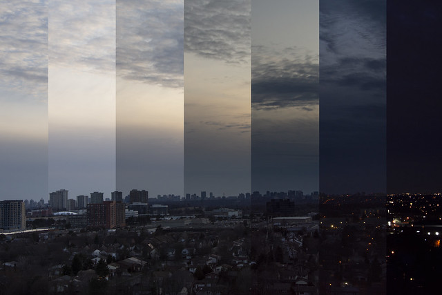 First Time Doing A Time Lapse
