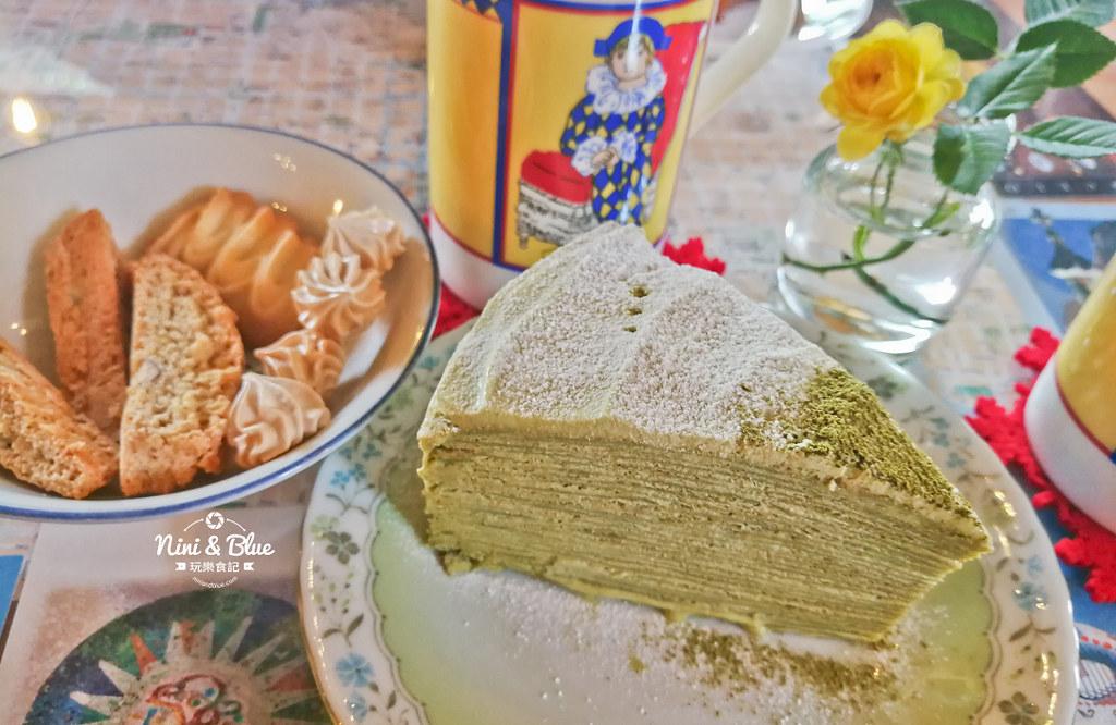潭子咖啡 上林旅行咖啡館 菜單23