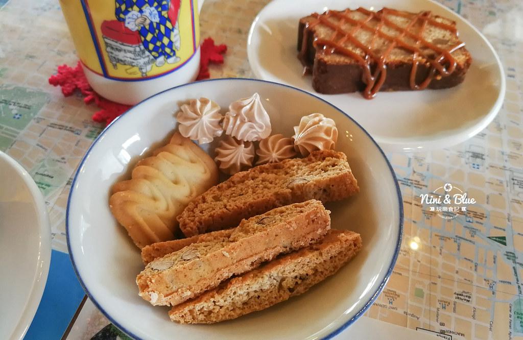 潭子咖啡 上林旅行咖啡館 菜單21