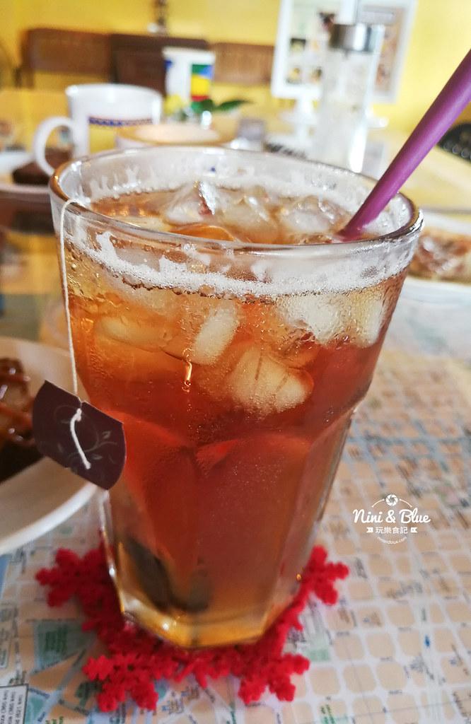 潭子咖啡 上林旅行咖啡館 菜單20