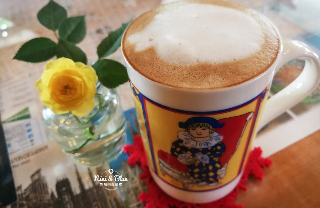 潭子咖啡 上林旅行咖啡館 菜單16