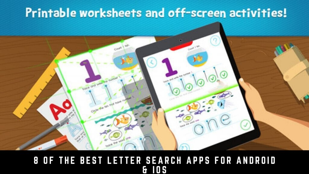 8 Of The Best Letter Search Apps For Android & iOS