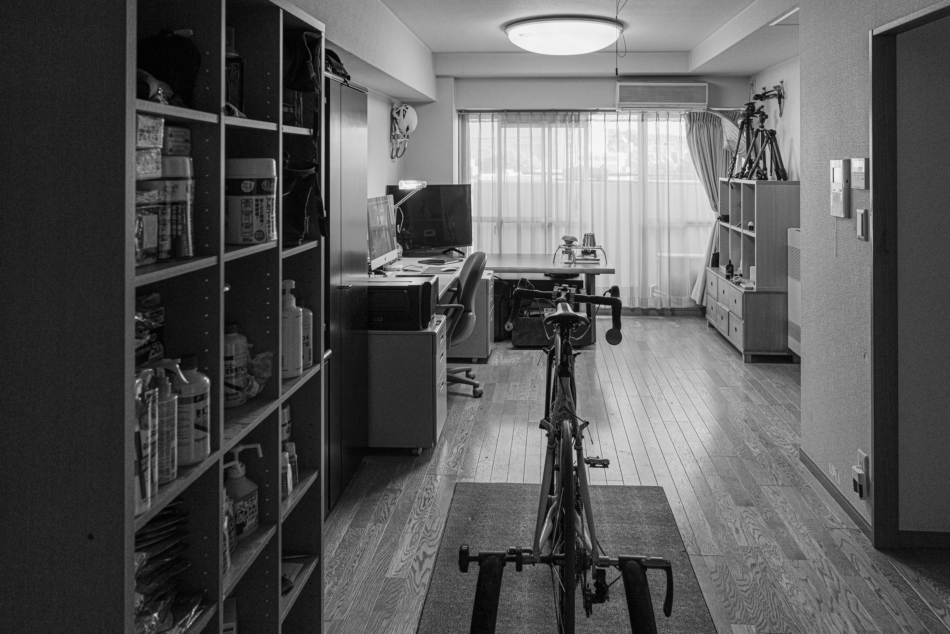 my room & my cyclocross