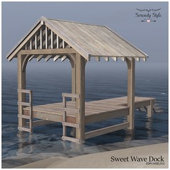 Serenity Style- Sweet Wave Dock