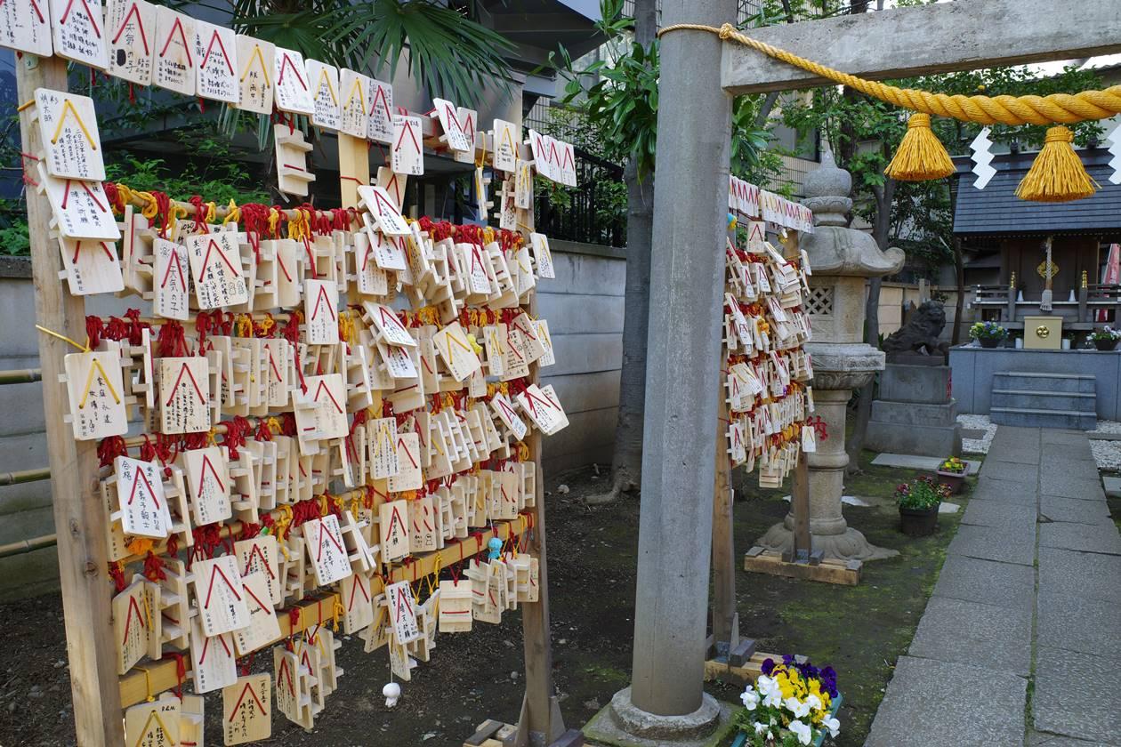 氷川神社の絵馬