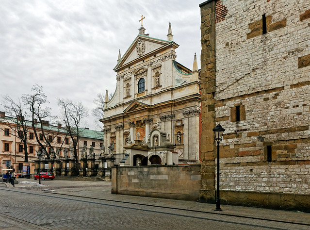 Church of St Peter & St Paul ( Krakow Old Town) Panasonic LX100 (DxO Edited)