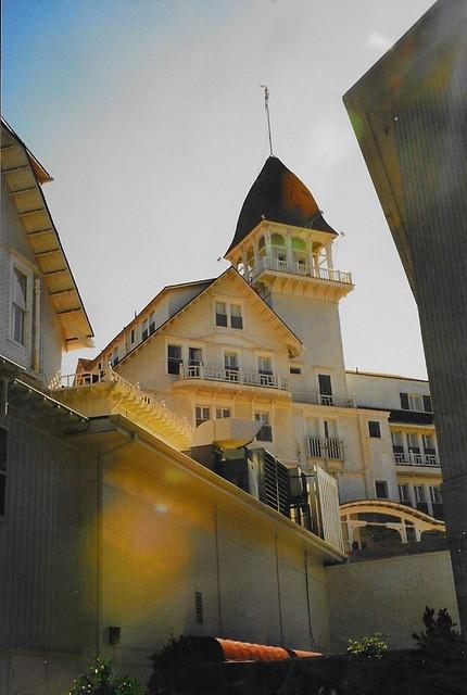 Hotel del Coronado  - An architectural masterpiece - 1888 - Coronado California ~ My Film 1990's