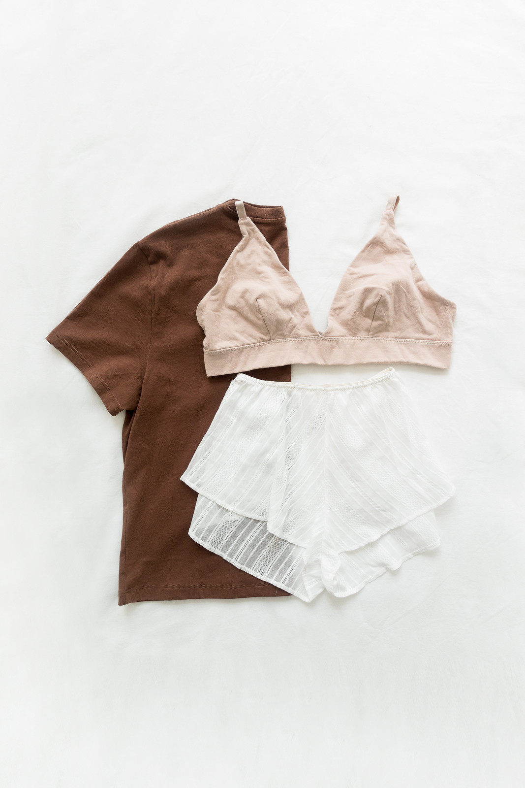 A Loungewear Capsule Wardrobe