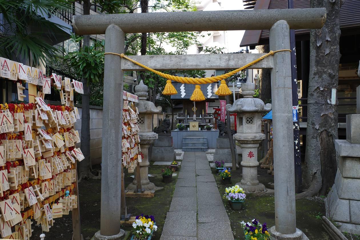 日本唯一の気象神社・氷川神社