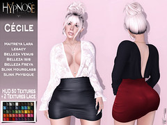 HYPNOSE - CECILE DRESS