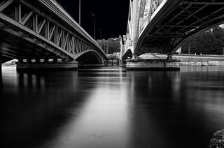 Entre deux ponts