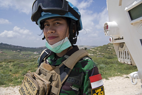 20200423UNIFIL- IndoBatt_Patrol 25 | by UNIFIL - United Nations Interim Force in Lebanon