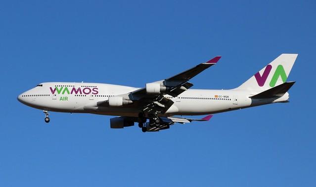WAMOS AIR 747-400 EC-MQK(cn1147)