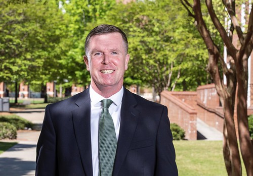 Martin O'Neill, Bruno Endowed Professor and head of the Department of Nutrition, Dietetics and Hospitality Management in Auburn's College of Human Sciences.