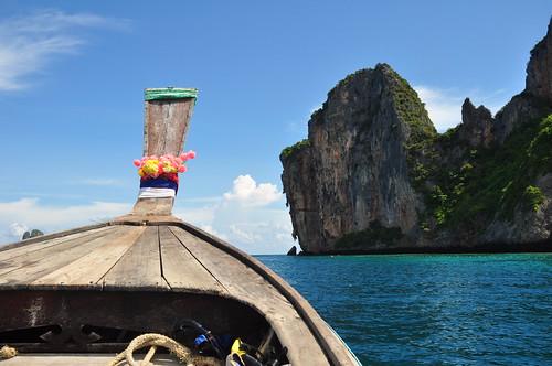 Boat tour, Phi Phi