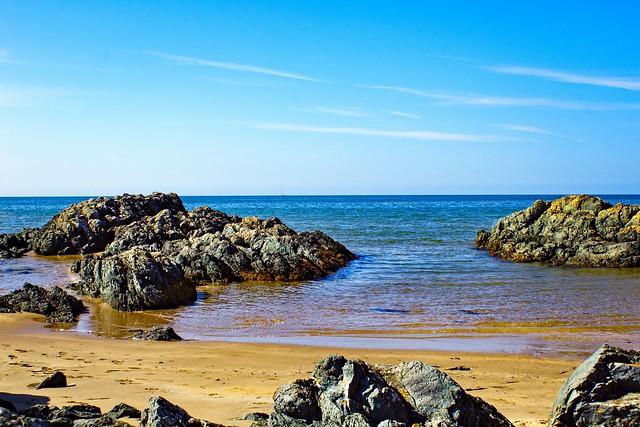 Malltreath Bay