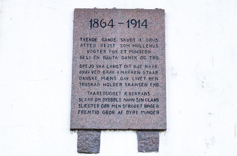 Dybbøl Mølle Denmark