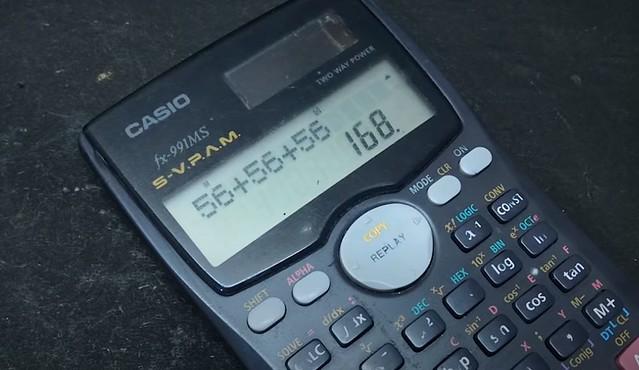Calculakeuse