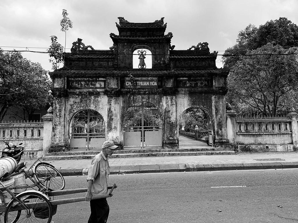 Thuan Hoa temple, Hue