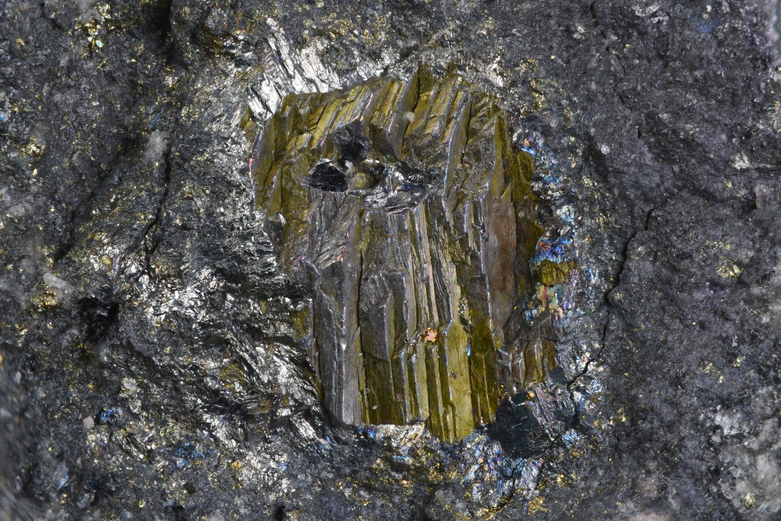 自然ビスマス / Bismuth