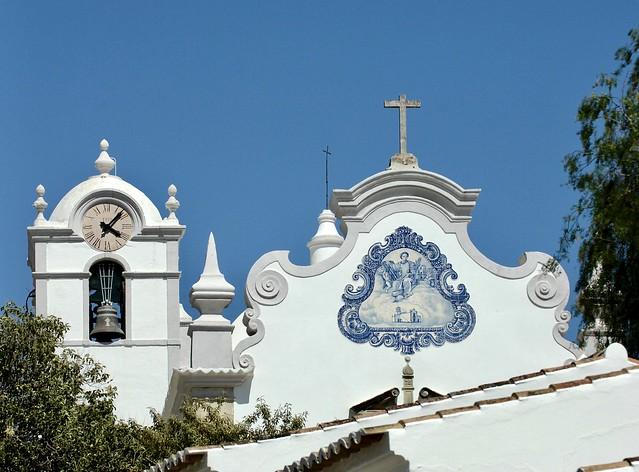 South Region Typical Portuguese Church