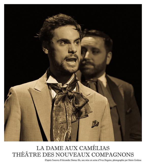 LA DAME AUX CAMÉLIAS - ALEXANDRE DUMAS