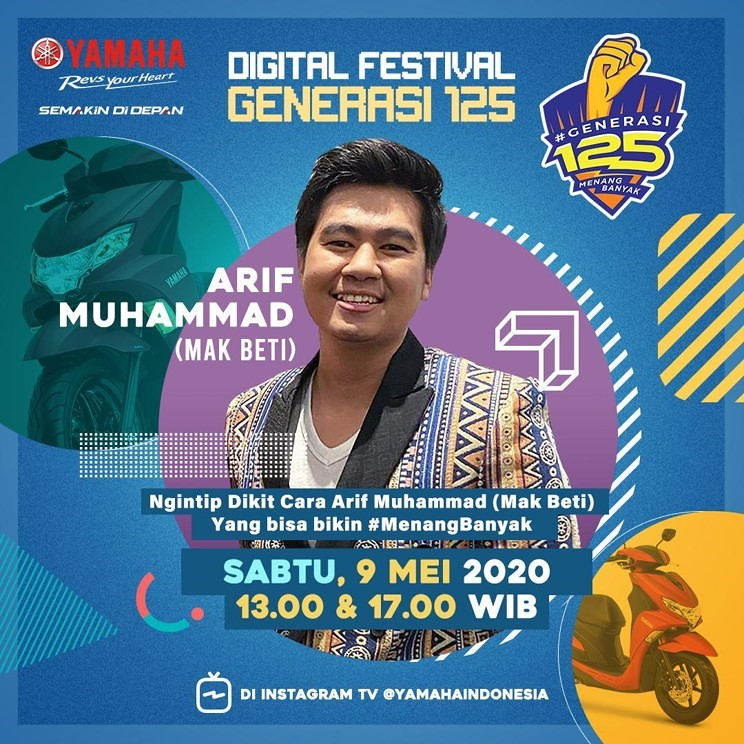 DIGITAL FESTIVAL #GENERASI125 Eps 3